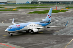 #2869 Arke (TUI Airlines) - Boeing 737-86N (PH-TFF)
