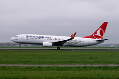 #2874 Turkish Airlines - Boeing 737-8F2 (TC-JGS)