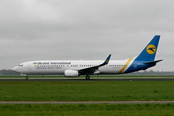 #2888 Ukraine International Airlines - Boeing 737-9KVER (UR-PSJ)