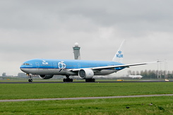 #2897 KLM (95 Years) - Boeing 777-306ER (PH-BVK)