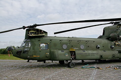 #2952 Royal Netherlands Air Force - Boeing CH-47D Chinook (D-663)
