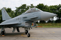 #2959 German Air Force - Eurofighter EF-2000 Typhoon S (30+12)