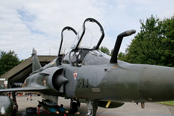 #2989 French Air Force - Dassault Mirage 2000D (602 / 3-XJ)