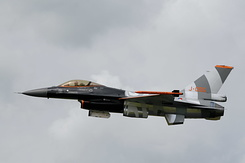 #3039 Royal Netherlands Air Force - General Dynamics F-16AM (J-055)