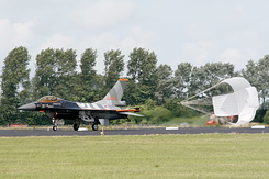 #3044 Royal Netherlands Air Force - General Dynamics F-16AM (J-055)