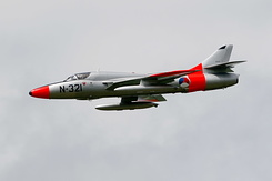#3046 DHHF - Hawker Hunter T.8C (G-BWGL / N-321)