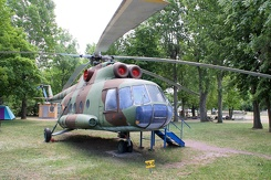 #3102 East German Air Force - Mil Mi-8T (390)