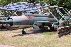 #3122 East German Air Force - MiG-21MF Fishbed (673)