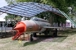 #3124 East German Air Force - MiG-21MF Fishbed (670)