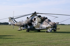 #3181 Czech Air Force - Mil Mi-24V Hind-E (7356)