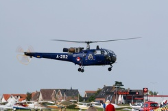 #3190 Royal Netherlands Air Force - Sud SA-316B Alouette III (A-292)