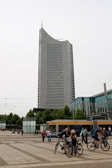 #3304 City-Hochhaus (former UNI) - Leipzig (Germany)