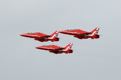 #3330 Royal Air Force (Red Arrows) - British Aerospace Hawk T1A