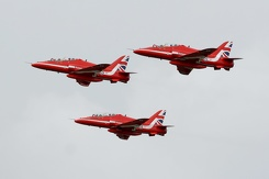 #3331 Royal Air Force (Red Arrows) - British Aerospace Hawk T1A