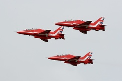 #3332 Royal Air Force (Red Arrows) - British Aerospace Hawk T1A