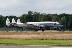 #3365 SCFA - Lockheed C-121C Super Constellation (HB-RSC)