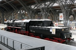 #3393 Steam Locomotive (BR 52 5448-7) - Leipzig Hbf (Germany)