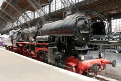 #3395 Steam Locomotive (BR 52 5448-7) - Leipzig Hbf (Germany)