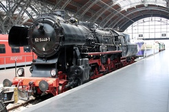 #3397 Steam Locomotive (BR 52 5448-7) - Leipzig Hbf (Germany)