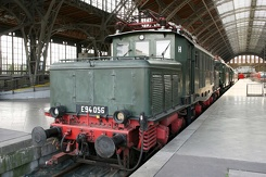 #3402 Electric Locomotive (E 94 056) - Leipzig Hbf (Germany)