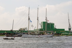 #3453 Polish Tall Ship Kapitan Borchardt - Sail Amsterdam 2015 (Holland)