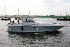 #3456 Dutch Riva 38 Bravo Motor Yacht - Sail Amsterdam 2015 (Holland)