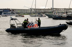 #3460 Dutch Water Police Patrol Boat (P255) - Sail Amsterdam 2015 (Holland)