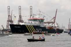 #3471 Dutch Pilot Station Vessel Polaris - Sail Amsterdam 2015 (Holland)