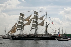#3478 French Tall Ship Belem - Sail Amsterdam 2015 (Holland)