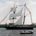 #3496 Australian Tall Ship STS Young Endeavour - Sail Amsterdam 2015 (Holland)