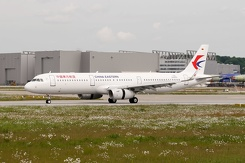 #3606 China Eastern - Airbus A321-231SL (D-AVXV / B-1679 / MSN 6630)