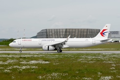 #3607 China Eastern - Airbus A321-231SL (D-AVXV / B-1679 / MSN 6630)