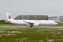 #3609 China Eastern - Airbus A321-231SL (D-AVXV / B-1679 / MSN 6630)