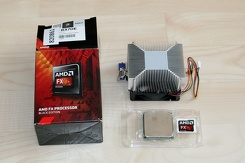 #3637 AMD FX-8370E Black Edition CPU