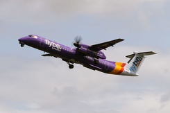 #3696 Flybe - Bombardier Q400 (G-PRPC)
