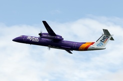 #3697 Flybe - Bombardier Q400 (G-PRPC)