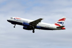#3700 British Airways - Airbus A319-131 (G-DBCG)