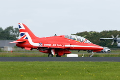 #3891 Royal Air Force (Red Arrows) - British Aerospace Hawk T1 (XX245)