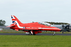 #3892 Royal Air Force (Red Arrows) - British Aerospace Hawk T1 (XX232)