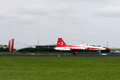 #3900 Turkish Air Force (Turkish Stars) - Canadair NF-5B (4001 / 4)