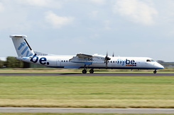 #3928 Flybe - Bombardier Q400 (G-ECOT)