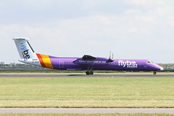 #3932 Flybe - Bombardier Q400 (G-JEDR)