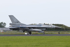 #3945 Royal Netherlands Air Force - General Dynamics F-16AM (J-871)