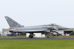 #3967 Spanish Air Force - Eurofighter EF-2000 Typhoon S (C.16-36 / 14-03)