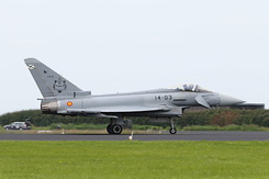 #3968 Spanish Air Force - Eurofighter EF-2000 Typhoon S (C.16-36 / 14-03)