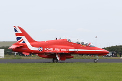 #3970 Royal Air Force (Red Arrows) - British Aerospace Hawk T1 (XX232)