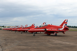 #4032 Royal Air Force (Red Arrows) - British Aerospace Hawk T1A