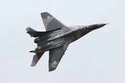 #4061 Polish Air Force - Mikoyan-Gurevich MiG-29A Fulcrum (108)