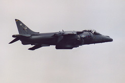 #4092 Royal Air Force - British Aerospace Harrier GR.7A (ZD378 / 26)