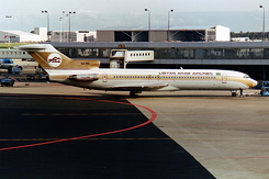 #4094 Libyan Arab Airlines - Boeing 727-2L5 (5A-DIG)
